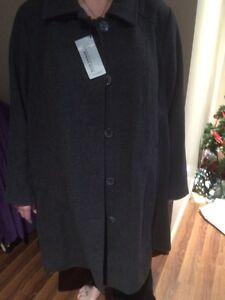 Long winter coat 5X