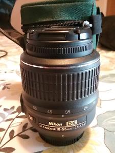 Objectif appareil photo Nikon