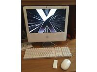 """Apple IMac 17"""" upgraded to 2.33ghz Core 2 Due & 3gb Ram"""