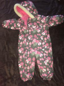 Baby/ Toddler Snowsuit