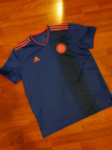 2018 world cup Columbia away jersey (size XL)