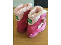 Cougar Kids Snow Boots Size 9