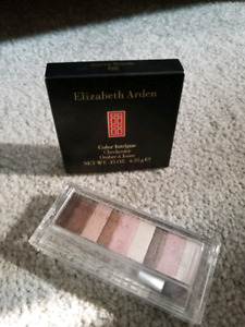 Brand new make up - Shimmer strips and cheekcolor