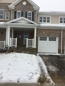 Newer 2 story townhouse for rent