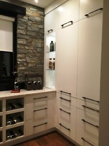 GORGEOUS CUSTOM CABINETS - ARE YOU READY FOR A CHANGE?