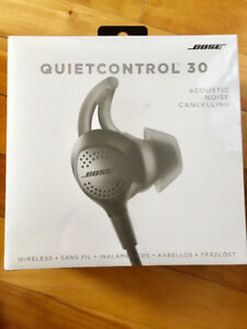 BOSE QC30 WIRELESS NOISE CANCELLING