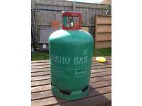 Patio gas bottle 12kg propain EMPTY