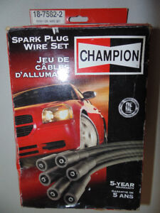 Champion Spark Plug Wire Set