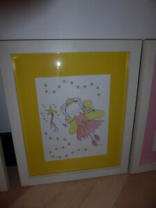 3 very cute princess pictures (original design) Kitchener / Waterloo Kitchener Area image 3