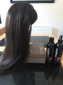 Wig & Wig Shampoo & Conditioner