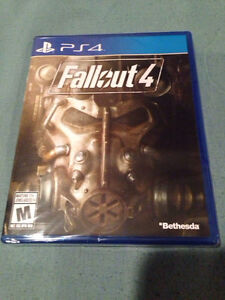 FALLOUT 4 PS4 NEW