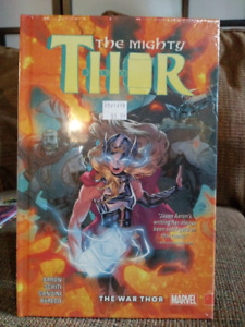 The Mighty THOR: The War Thor  HC