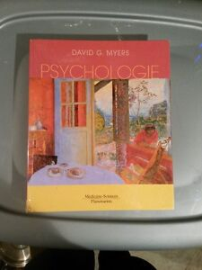 Psychologie par David. G. Myers