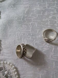 Unique Silver Rings