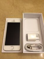 iPhone 5s 16 GB Telus Blanc/Argent