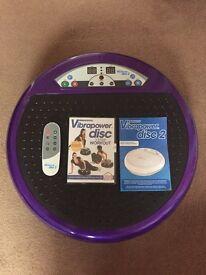 Vibropower Disc 2 vibration plate