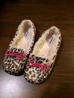 Slipper shoes size 4 worn maybe twice!