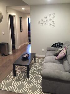 1 bedroom Legal suite available May 1st