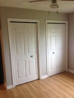 Large Bright 3 Bedroom Upper level house in Moncton North.July 1