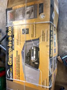 Garage in a box