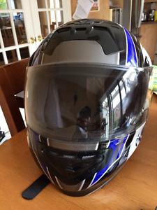 Casque moto / scooter n'ayant jamais été porté