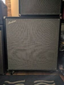 Avatar 4x12 Traditional Cabinet