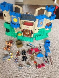 Fisher Price Imaginext Castle Toy