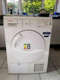 Bosch classixx condenser tumble dryer(delivery available)