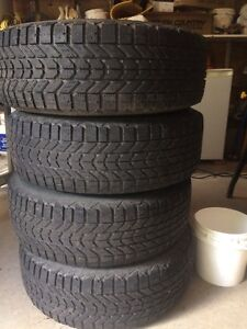 Winter force tires