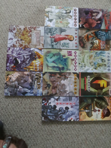 Fables graphic novels mint condition