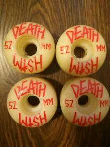 Death wish skateboard wheels