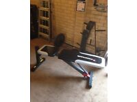 Maximuscle weightlifting bench