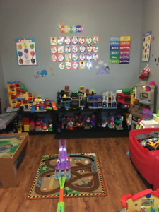 Child Care Available West