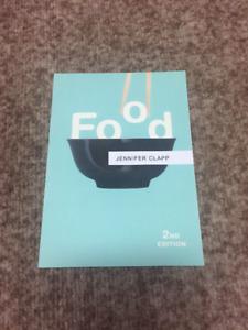 Food (Jennifer Clapp) - For ANTHROP 2AN3 / HLTHAGE 2AN3