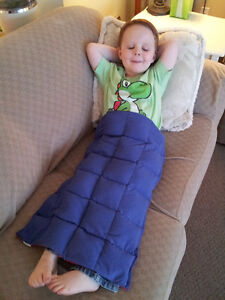 Weighted Blanket - Custom to your size  Sensory issues ADHD Cambridge Kitchener Area image 3