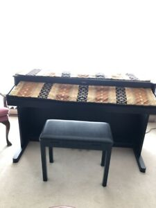 Eclectic piano