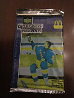 99/00 McDonald's Gretzky Performance Records - 9 unopened packs