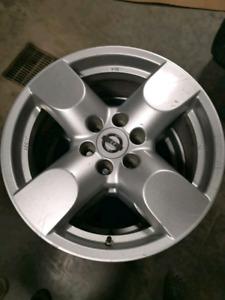 """17"""" Nissan Xterra Rims"""