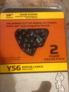 "16"" saw chain / Y56 links"