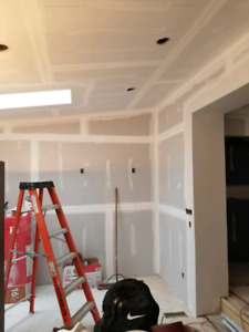 Professional drywall finishing, framing and t-bar ceilings