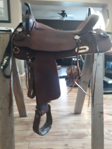 Billy Cook Saddle | Equestrian & Livestock Accessories in Alberta