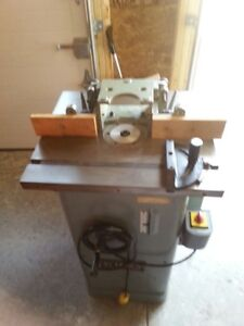 Industrial Table Saw & Shaper