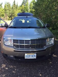 2008 lincoln mkx limited. Saftied