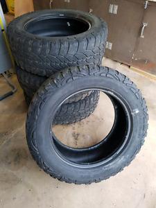 Pro Comp Xtreme M/T tires