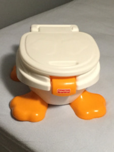 Fisher Price Potty-barely used-our toddler learned so fast!