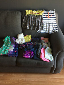 Lot of Girls Size 4 Clothes