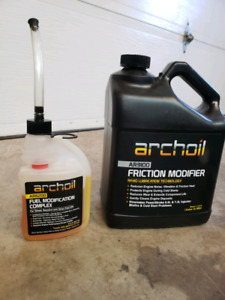 Powerstroke diesel injector treatment