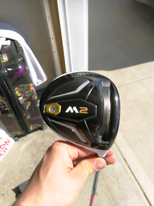 RH Taylormade M2 Driver upgraded shaft