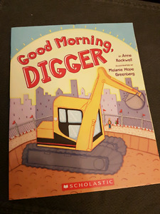 Good Morning Digger (Anne Rockwell)