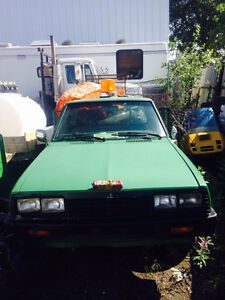1986 Dodge Other Pickups D50 Pickup Truck LOCATED IN EDMONTON